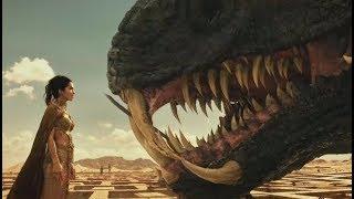 Download 爱神动动手指,便将远古巨蛇直接杀死,古埃及神明简直无敌! Video