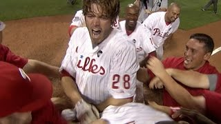 Download Werth's three-run jack wins it for the Phils Video
