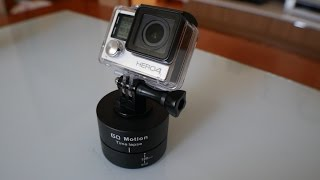 Download Accesorio para hacer time lapse de 360 grados Video