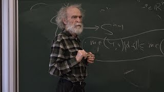 Download Mikhail Gromov - 4/4 Old, New and Unknown around Scalar Curvature Video