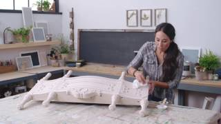Download Magnolia Home by Joanna Gaines® Chalk Style Paint Video