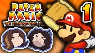 Download Paper Mario TTYD: ω-D - PART 1 - Game Grumps Video