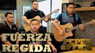 Download FUERZA REGIDA TOMANDO VUELO - Pepe's Office Video