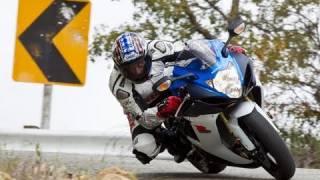Download 2011 Suzuki GSX-R750 Video