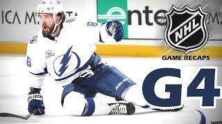 Download Tampa Bay Lightning vs New Jersey Devils. 2018 NHL Playoffs. Round 1. Game 4. 04.18.2018 (HD) Video
