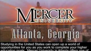 Download Mercer University's English Language Institute Video