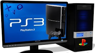 Download RPCS3 PS3 Emulator for PC - Full install Guide. Tutorial. Install games. Settings. How to Use #001 Video