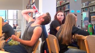 Download Loud Eating in the Library! Video