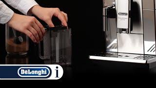 Download How to make hot chocolate using your De'Longhi PrimaDonna Elite ECAM 650.75 coffee machine Video