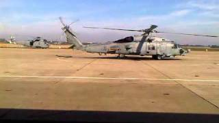 Download Spanish Navy Sikorsky SH60 SeaHawk Helicopter Video