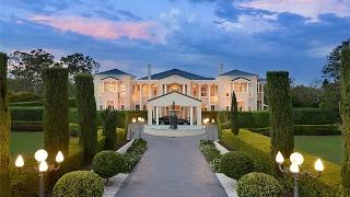Download Majestic Mansion Amid Exquisite Gardens in Brisbane, Australia Video