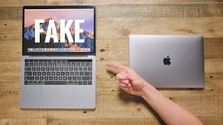 Download $50 Fake MacBook Pro vs $1,500 MacBook Pro Video
