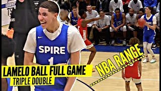Download LaMelo Ball 30 POINT Triple Double FULL GAME UPLOAD! Melo Takes Over Atlanta Video
