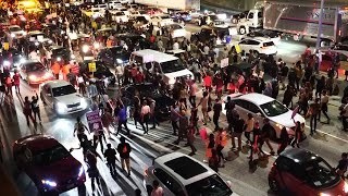 Download MASSIVE TRUMP PROTESTS TAKE OVER LOS ANGELES! Video