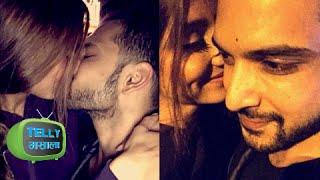 Download Caught: Karan Kundra KISSES Girlfriend VJ Anusha Video