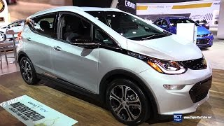 Download 2017 Chevrolet Bolt EV- Exterior and Interior Walkaround - 2016 LA Auto Show Video