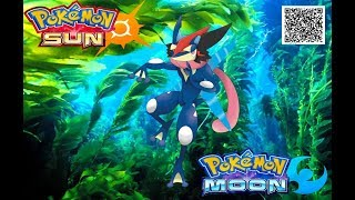 Download 19 QR codes - Pokemon Moon & Sun Video