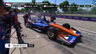 Download FAST FORWARD: 2018 Chevrolet Detroit Grand Prix presented by Lear Race 1 Video