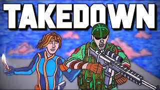 Download TAKING DOWN a CLAN of COWARDS - Rust Video