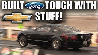 Download Chevy Powered LSx Mustangs Show off their Muscle! Video