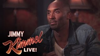 Download 3 Ridiculous Questions with Kobe Bryant Video