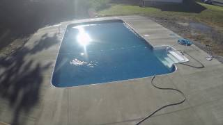 Download In-ground Pool Time Lapse Video