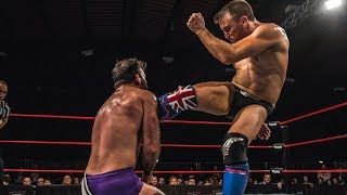 Download Travis Banks vs. David Starr (WCPW Loaded: September 14th, 2017 - Part 1) Video