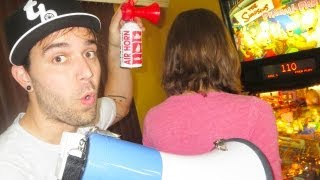 Download AIR HORN PRANK! (9.10.13 - Day 1594) Video
