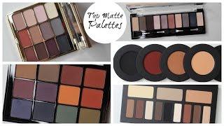 Download Top Matte Eyeshadow Palettes | Bailey B. Video