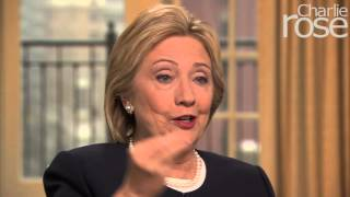 Download Hillary Clinton on China & Climate Change (Dec. 1, 2015) | Charlie Rose Video