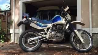 Download 1986 Suzuki DR600 Dakar Video