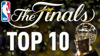 Download TOP 10 PLAYS from the 2017 NBA FINALS Video