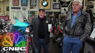 Download Jay Leno's Garage: A Legend, Royalty And A Cult Classic | CNBC Prime Video