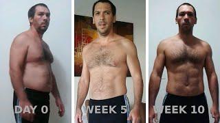 Download Nico Bimmer - 15 weeks Freeletics Transformation Video