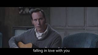 Download The Conjuring 2 - Can't Help Falling in Love With You Video