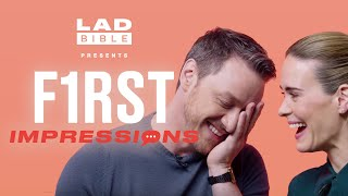 Download James McAvoy vs Sarah Paulson Play First Impressions Video