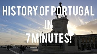 Download History of Portugal in 7 Minutes! Video