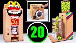 Download TOP 20 Incredible Cardboard Videos in The World Video