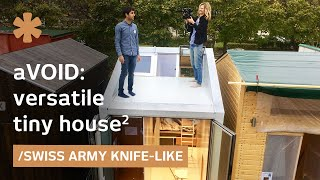 Download How would a Swiss Army knife look if it were a tiny house Video