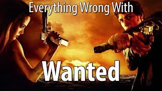 Download Everything Wrong With Wanted In 17 Minutes Or Less Video