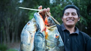 Download Vivian – A Guyanese fisherman and wildlife guide Video