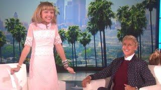 Download Grace VanderWaal Performs On ″Ellen″! Video