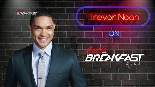 Download Trevor Noah Joins Anele's Breakfast Club for the morning Video