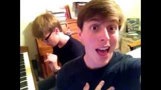 Download Thomas Sanders sings 'A Dream is a Wish Your Heart Makes' - Cinderella Video