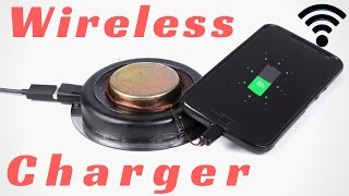 Download How to Make Wireless Charger | Turn Your charger Wireless Video