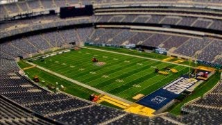 Download From Giants to Jets: Morphing MetLife Stadium Video