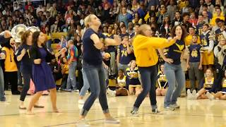Download Uptown Funk: Whitmer Teacher Flash Mob - Homecoming 2017 Video
