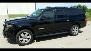Download Why the 2007 Ford Expedition EL should be near the top of your list Video