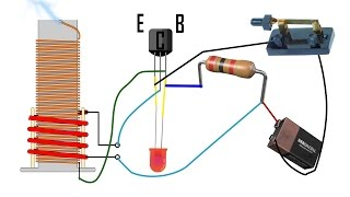 Download DIY Tesla Slayer Exciter Coil Tutorial Mini How to Build Easy Circuit Explanation Video