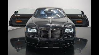 Download 2018 Rolls-Royce Wraith Black Badge - Walkaround in 4K Video